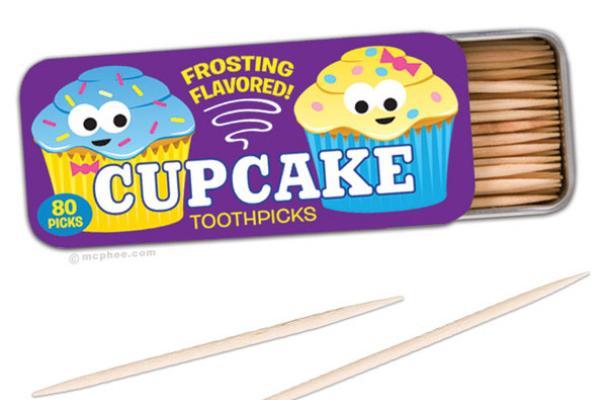 cupcake toothpicks