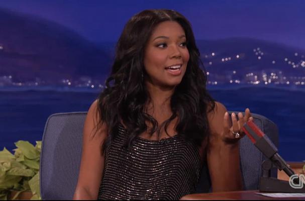 Foodista  Actress Gabrielle Union Is On A Porn Diet-3890