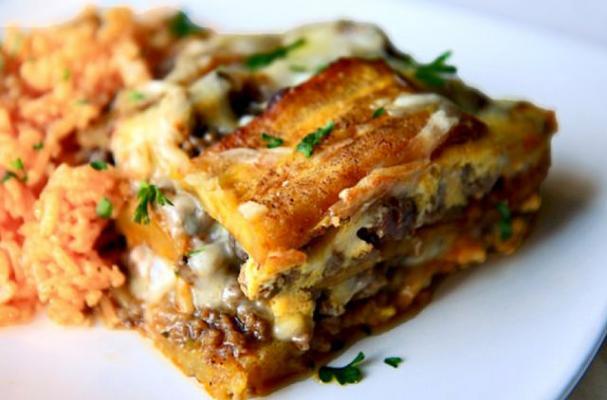Piñon: Sweet and Savory Puerto Rican Lasagna