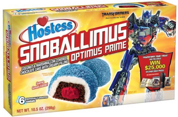 hostess transformers