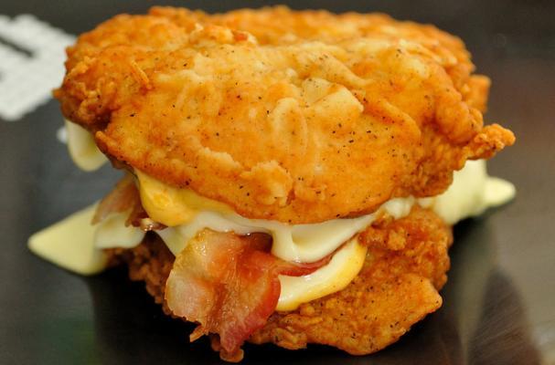 Unhealthiest Fast Food Uk