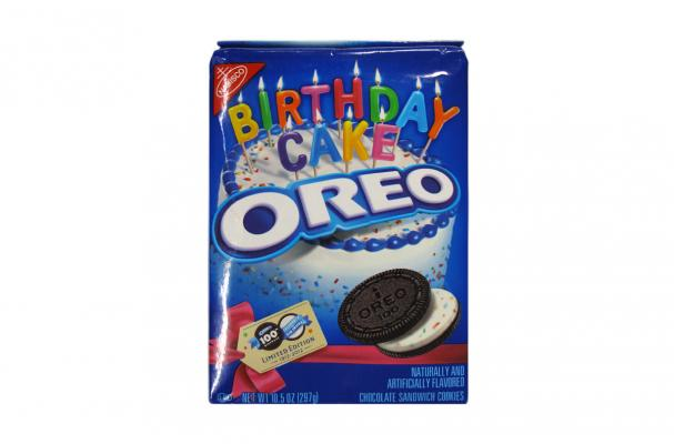 Calories Birthday Cake Menchies