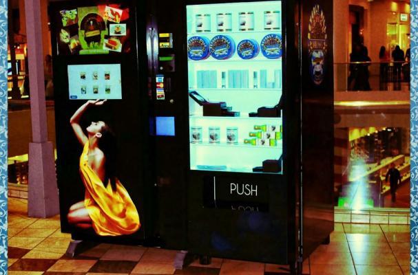Caviar ATM