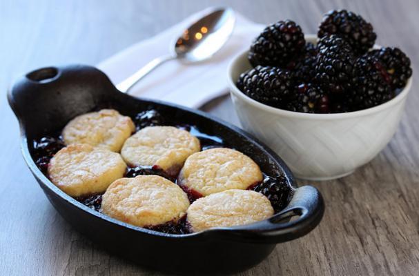 Blackberry Cobbler Recipe