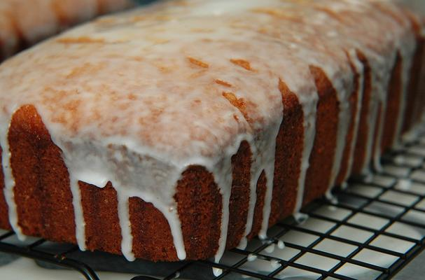 Limoncello Lemon Pound Cake Recipe