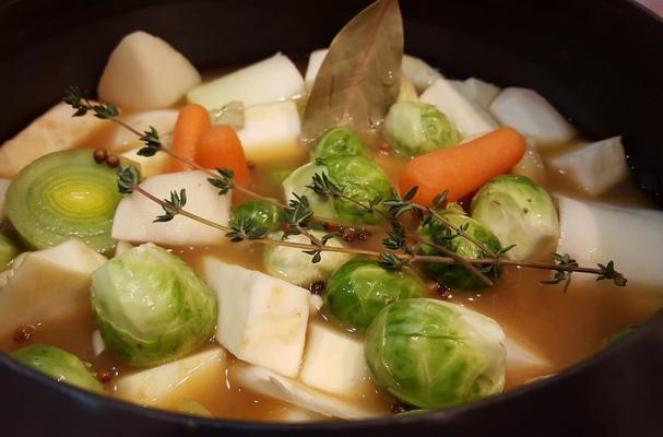 Vegetable Pot au Feu