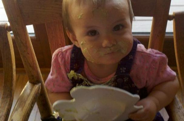 Baby Finger Food Pasta