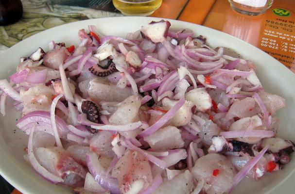 Weird Food From Peru 11