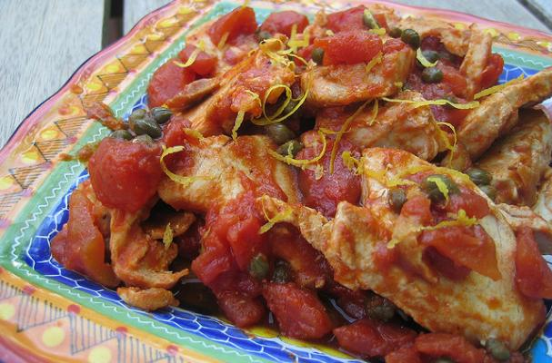 Foodista | Atún a la Vercruzana: Easy Veracruz-Style Tuna