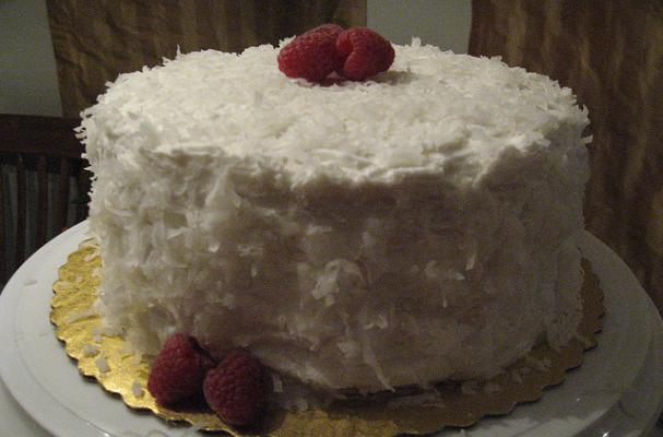 Image Result For Easy Coconut Layer