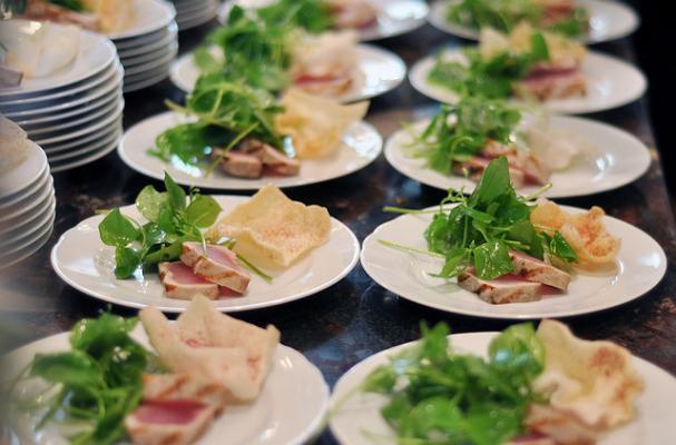 plated cuisine