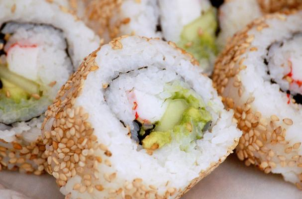la sushi restaurant