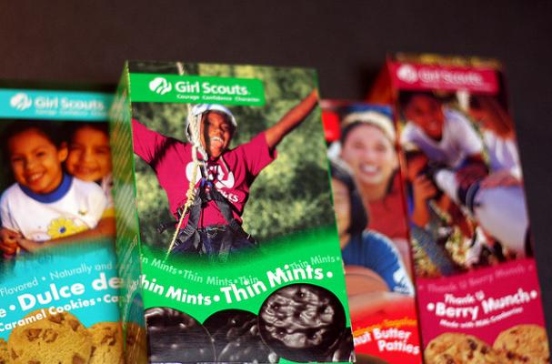 Girl Scout Cookies Boycott