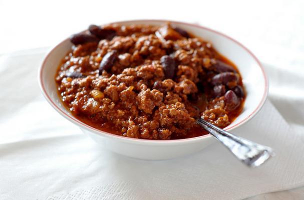 Foodista   Gluten-Free Chili Con Carne