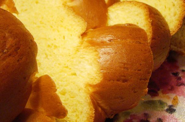 Squash Braided Bread