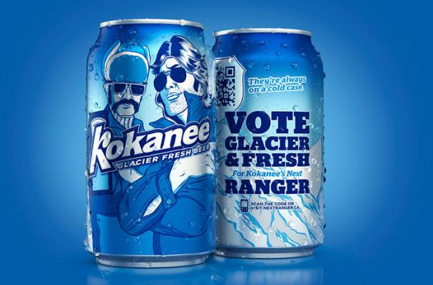 Kokanee Cans