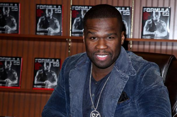 50 Cent Talks 'Formula 50' Diet and Fitness Book