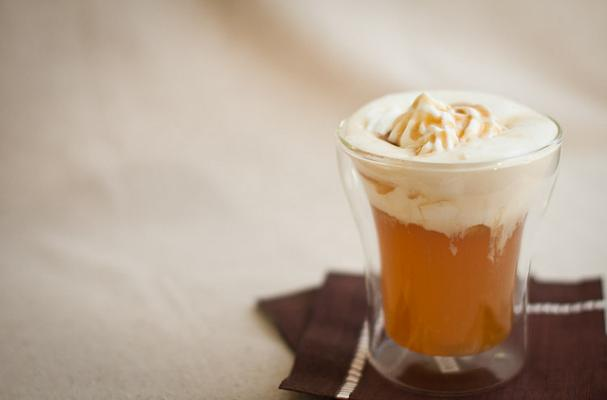 apple cider cocktail toddy