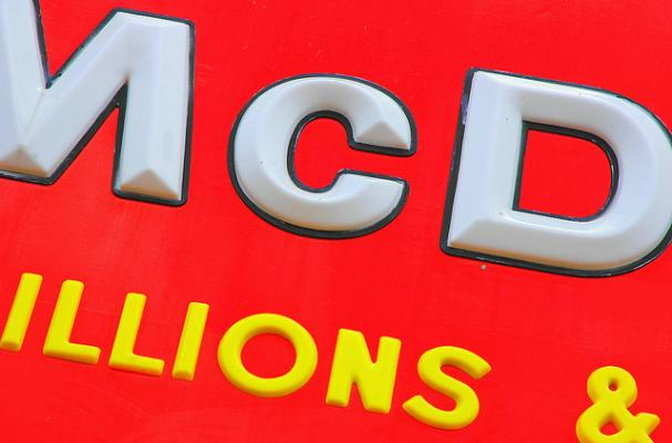 McDonald's McDStories Twitter Promotion