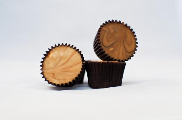Tiger Butter Cups