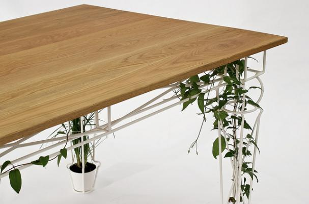 plantable table