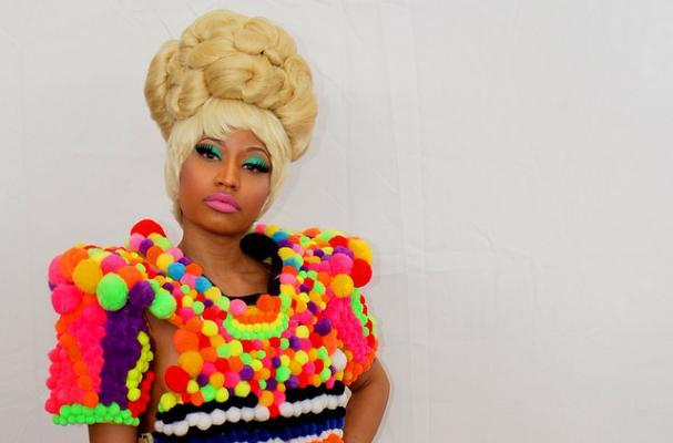 Nicki Minaj Tour Rider