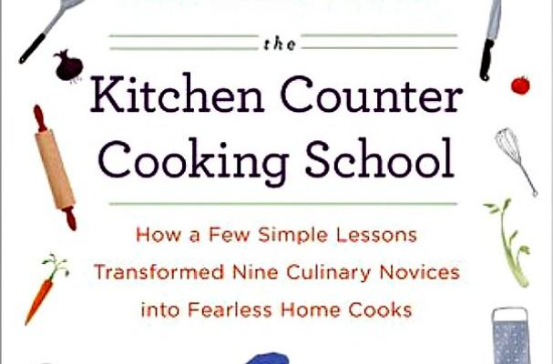 Kitchen Counter Cooking School Book
