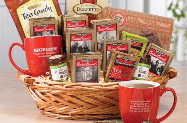 Constant Comment Gift Basket