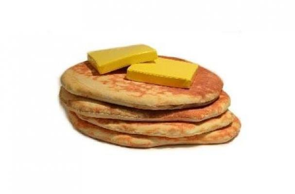 Foodista Pancake Floor Pillows Will Prep Your Palate for Breakfast
