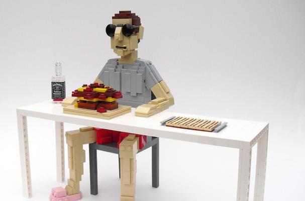 LEGO Epic Meal Time