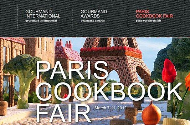 paris cookbook awards