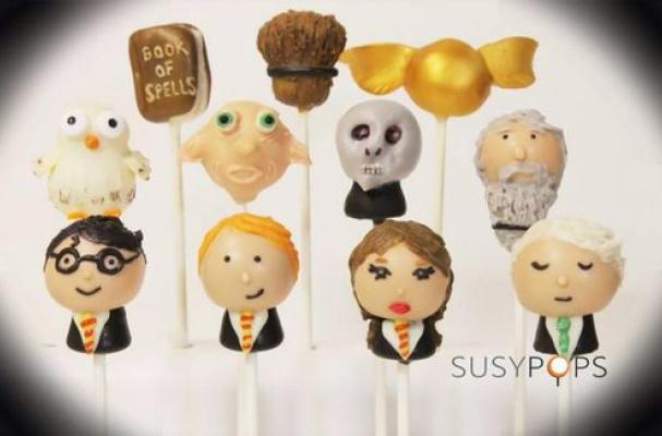 Foodista Harry Potter Cake Pops Are A Whimsical Wizard Treat