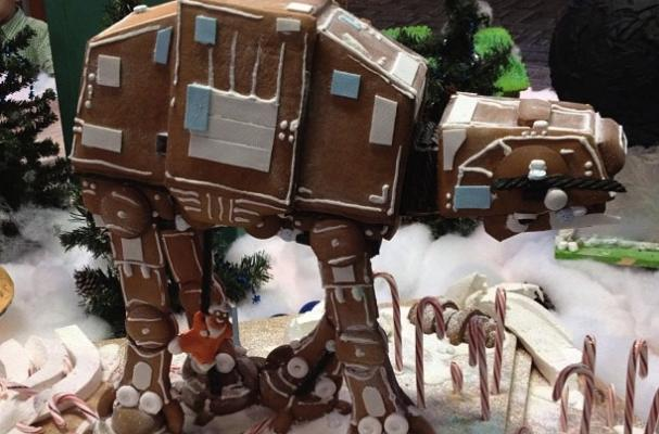Gingerbread Atat