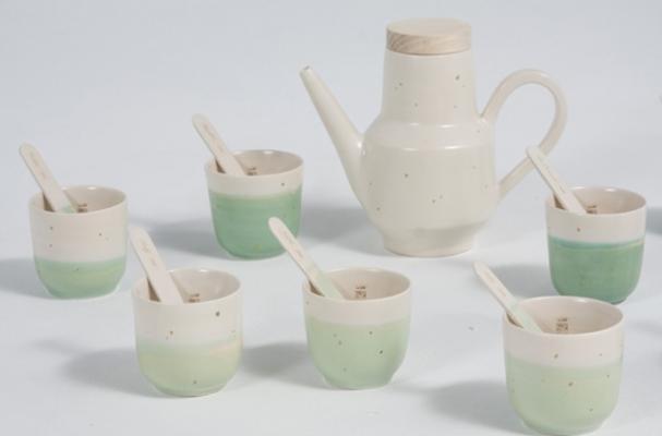 family tea set