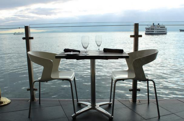 Foodista Seattle Makes Top 100 Scenic View Restaurants