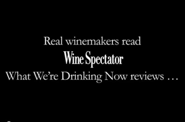 Wine spectator review video