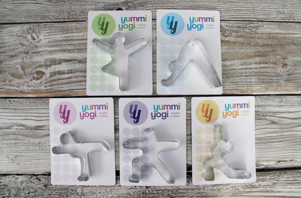 yummi yogi cookie cutters