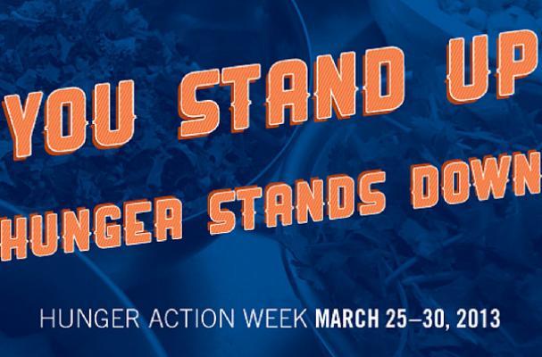 Hunger Action Week