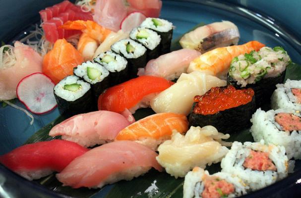 Morimoto Sushi Restaurant Nyc