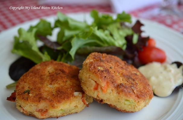 Lobster Cakes Recipe Emeril