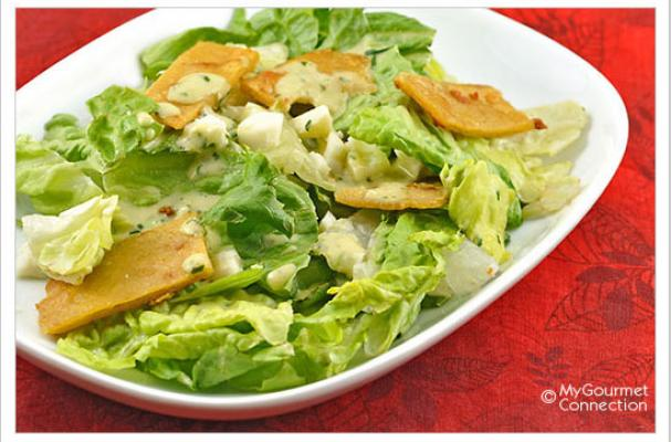 Foodista Fun Fact Friday Mexican Caesar Salad