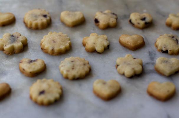 Olive Biscuit Cookies