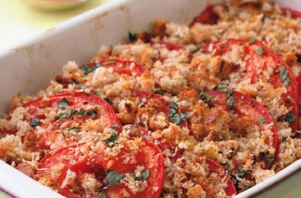 Foodista | Meatless Monday Recipe: Tomato Gratin