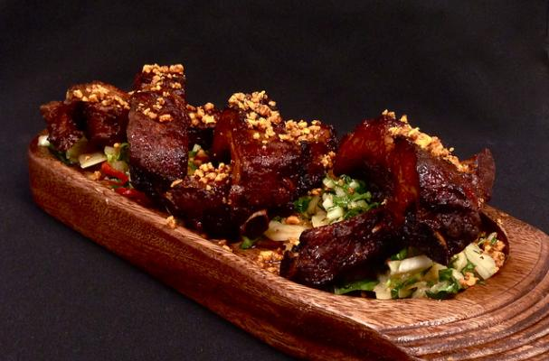 Foodista | Amazing Asian Spice Rubbed Pork Ribs