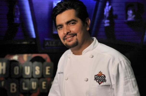 Celebrity Chef Aarón Sanchez Demo on Vimeo