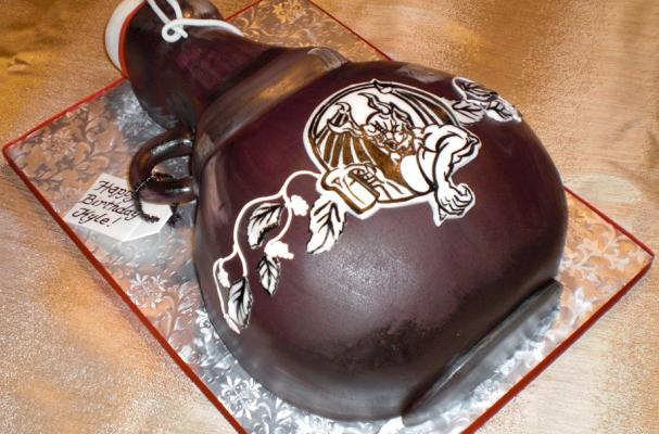 Foodista Stone Brewing Company Growler Cake Celebrates A