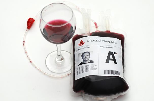 Bloody Beaujolais Nouveau