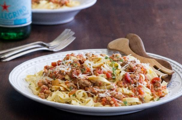 Foodista | Slow Cooker Bolognese Sauce
