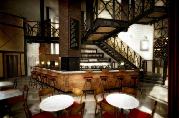 Foodista Gordon Ramsay Opens Bread Street Kitchen In London