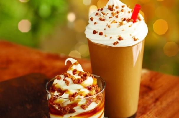Burger King Gingerbread COokie Desserts